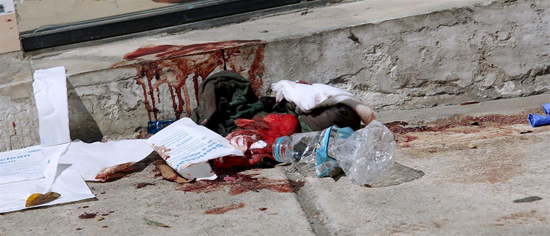 Ζωγράφου: άνδρας μαχαίρωσε περαστικούς στο δρόμο (εικόνες)