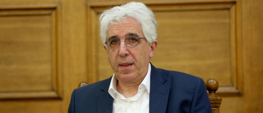 """Κατάργηση του """"νόμου Παρασκευόπουλου"""" ζητά ο… Παρασκευόπουλος"""