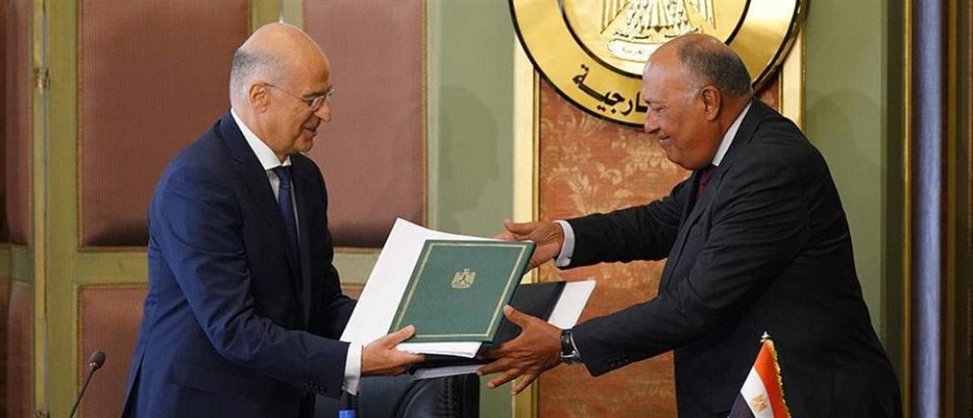 ΑΟΖ Ελλάδας – Αιγύπτου: Ο Αλ Σίσι υπέγραψε τη συμφωνία