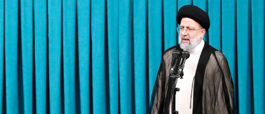 Εμπραχίμ Ραϊσί -  πρόεδρος Ιράν