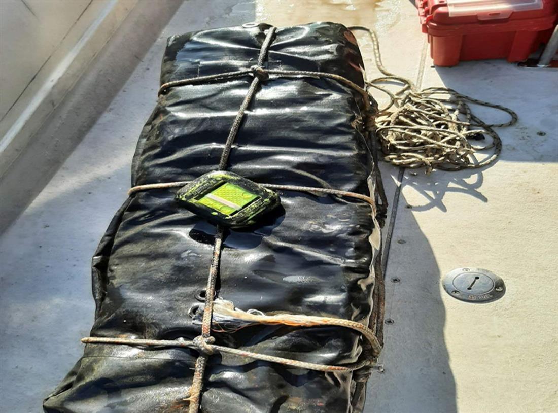 κοκαΐνη Φ/Γ πλοίο - Κόρινθος - gallery