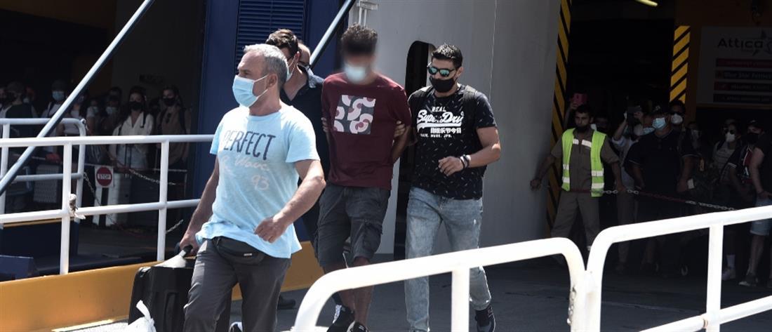 Έγκλημα στην Φολέγανδρο: Η απολογία του 30χρονου