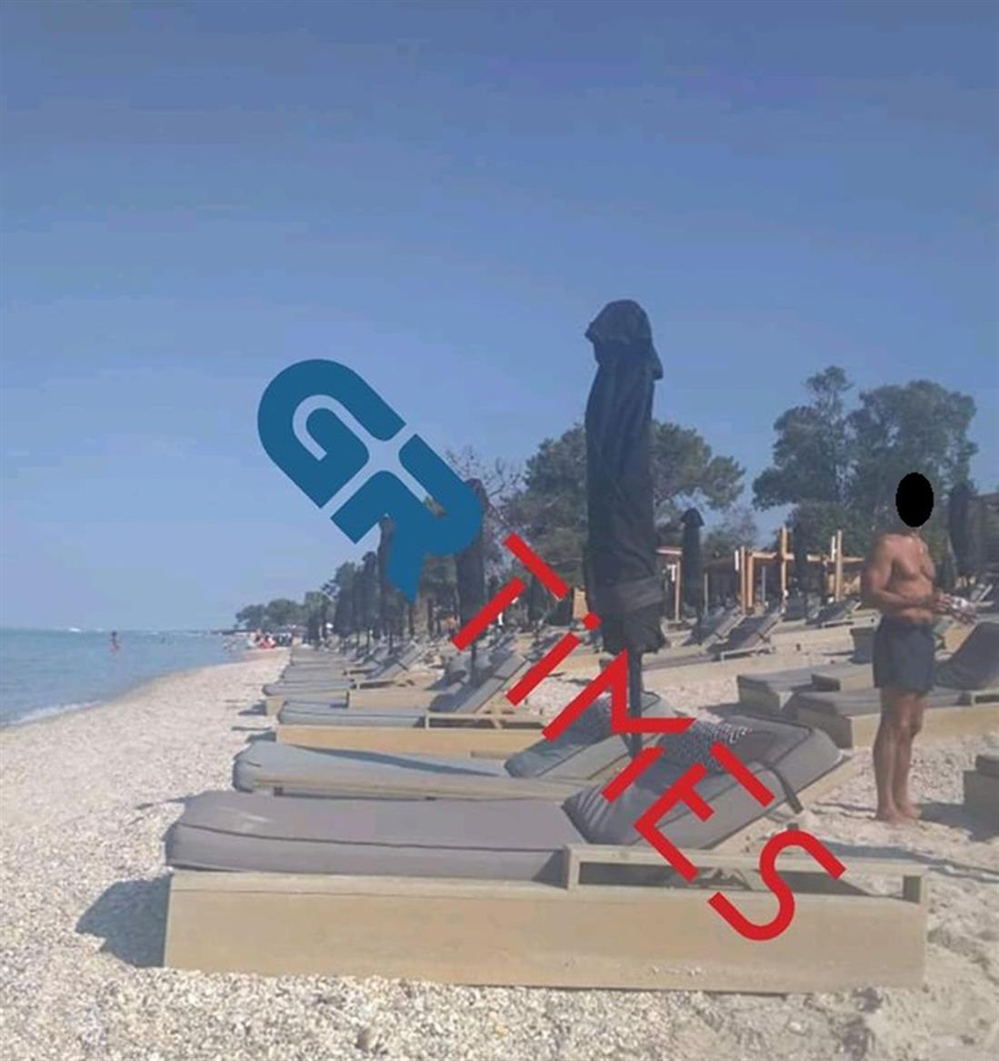 Λουκέτο - beach bar - Χαλκιδική