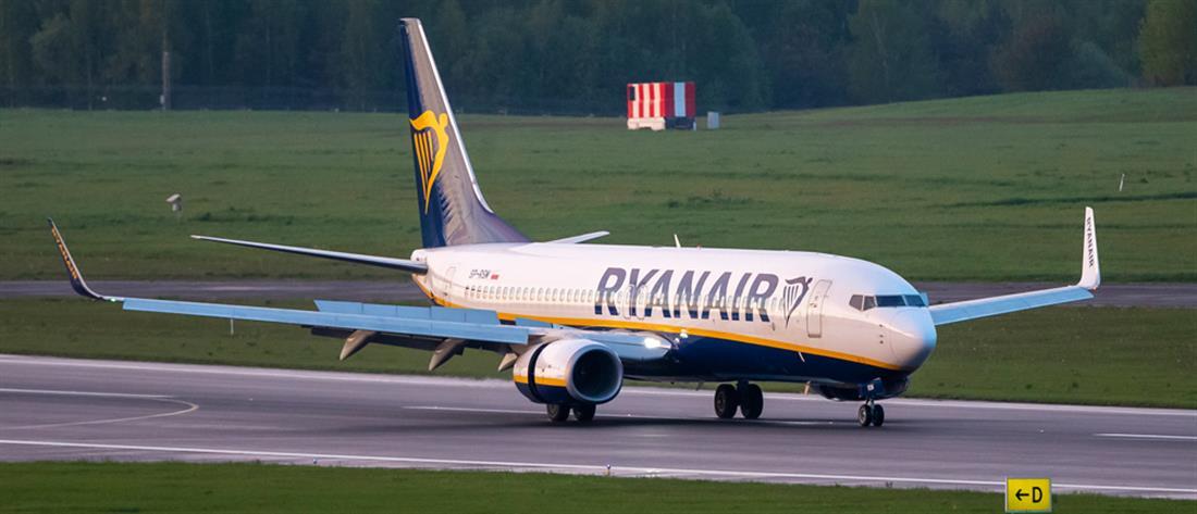 Ryanair - πτήση FR4978 - Προτασέβιτς