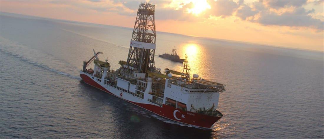 """""""Άναψε κόκκινο"""" η Κομισιόν στην Άγκυρα για τις παράνομες γεωτρήσεις"""