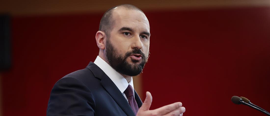 Τζανακόπουλος: η ΝΔ έχει υποστεί ακροδεξιά μετάλλαξη