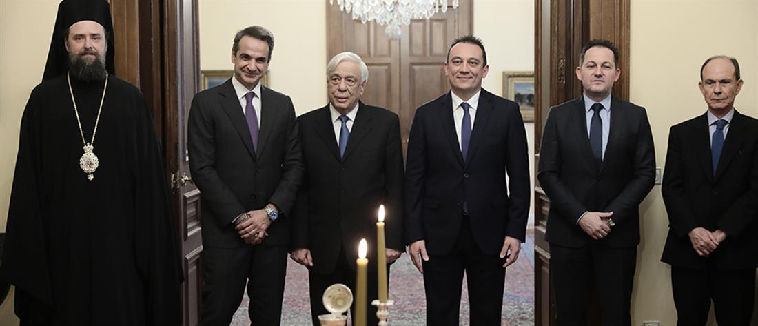 Κώστας Βλάσης: Ορκίστηκε ο υφυπουργός Εξωτερικών (εικόνες)