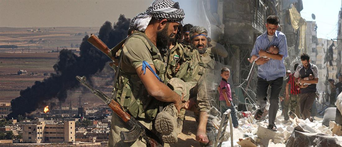 """""""Όχι"""" του Ερντογάν για εκεχειρία στη Συρία"""
