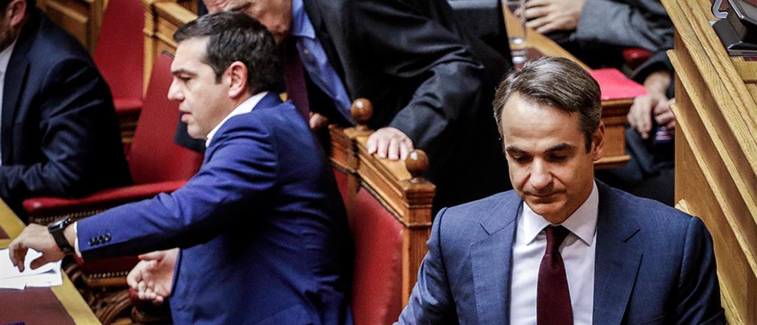 Μαξίμου: να καταθέσει πρόταση δυσπιστίας η ΝΔ για να μετρήσουμε τις δυνάμεις μας στην Βουλή