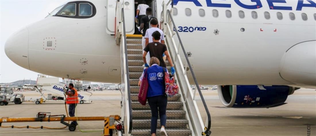 """Μεταναστευτικό: """"Έκλεισε"""" το πρόγραμμα εθελοντικών μετεγκαταστάσεων στη Γερμανία"""