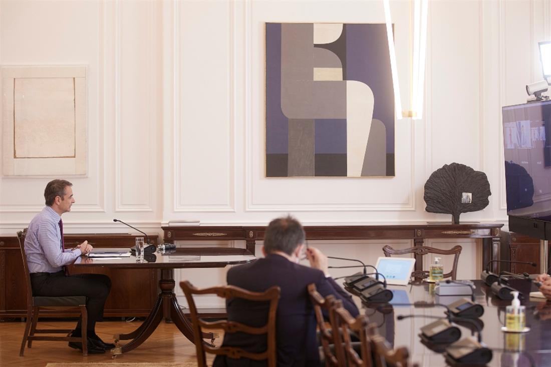 Μητσοτάκης - Financial Times - The Global Boardroom