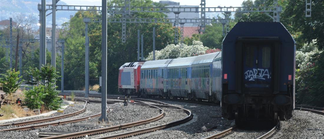 """""""Ιανός"""": Αποκαταστάθηκαν τα σιδηροδρομικά δρομολόγια"""