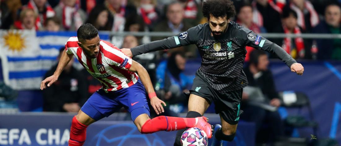 Champions League: Προβάδισμα πρόκρισης απέκτησαν Ατλέτικο και Ντόρτμουντ