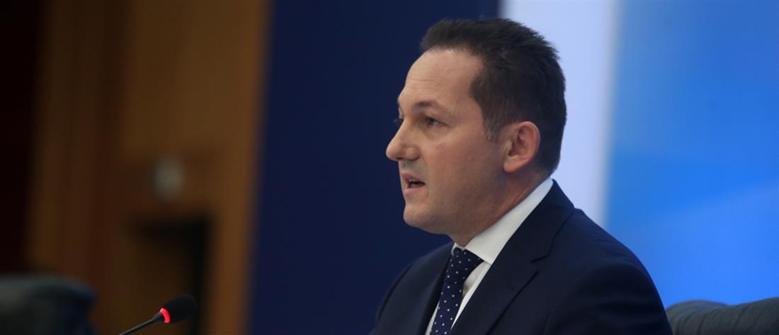 Πέτσας: δεν είναι αυτοσκοπός οι κυρώσεις στην Τουρκία