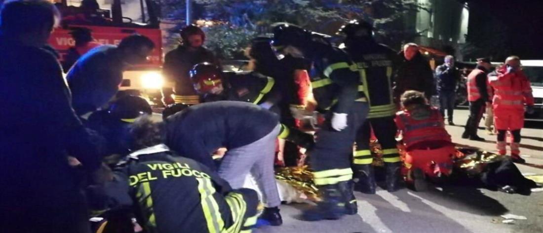 Πολύνεκρη τραγωδία σε κέντρο διασκέδασης στην Ιταλία