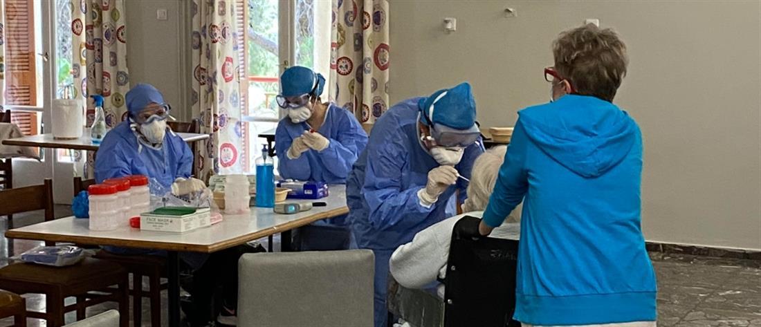 Κορονοϊός: Εξιτήριο για ηλικιωμένους μετά τους δεκάδες θανάτους από το γηροκομείο