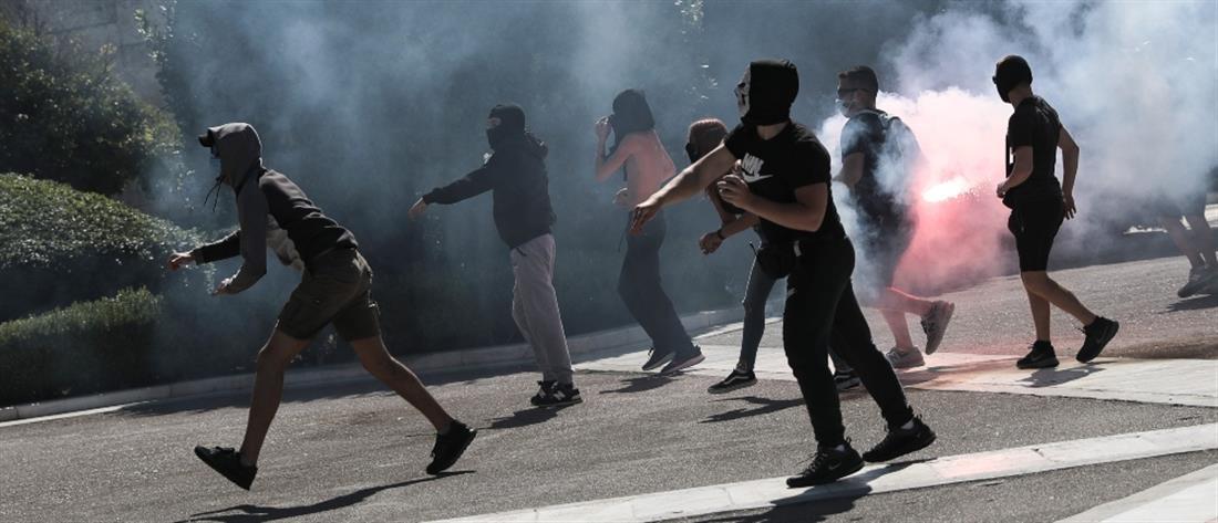 Επεισόδια στο πανεκπαιδευτικό συλλαλητήριο