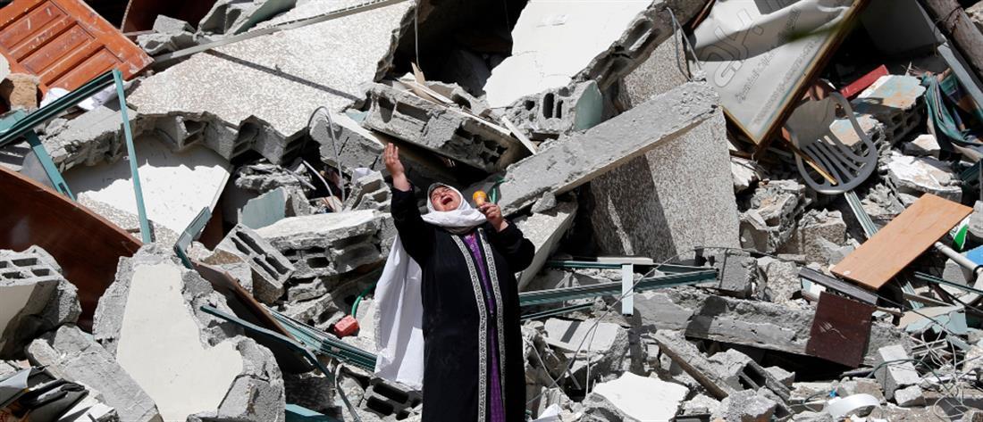 Γάζα: Σχέδιο για κατάπαυση του πυρός από τη Γαλλία στον ΟΗΕ