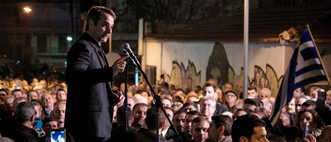 Μητσοτάκης: ολοκλήρωσαν την τελευταία πράξη της εθνικά επιζήμιας Συμφωνίας