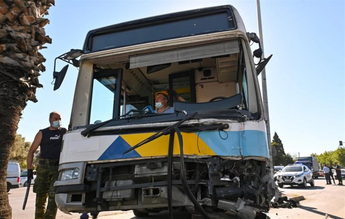 Τροχαιο - Χαιδάρι - Λεωφορείο αστικό