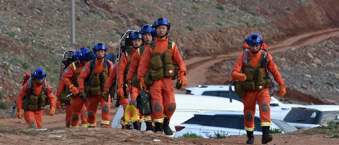 Κίνα: δεκάδες νεκροί σε ορεινό μαραθώνιο