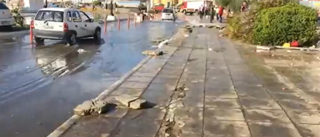 Σάμος - σεισμός - τσουνάμι