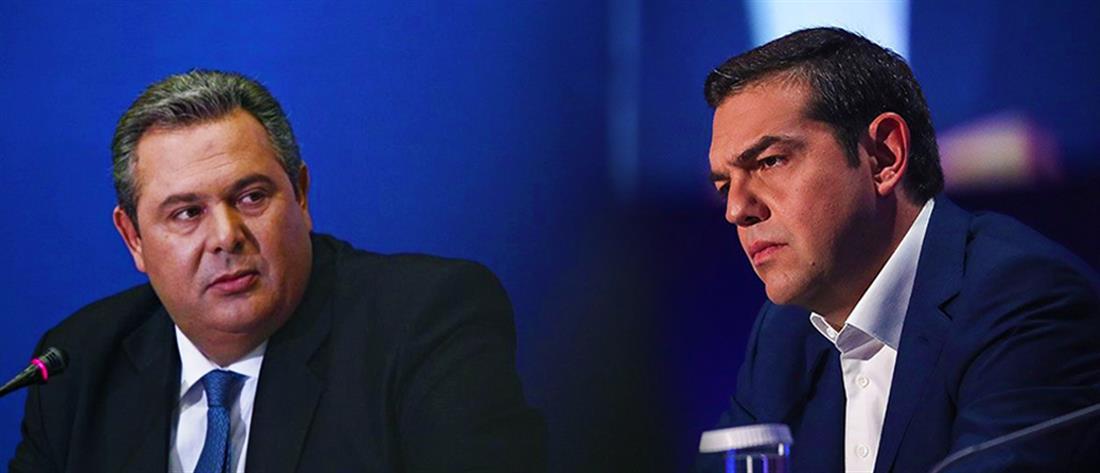 """""""Κλείδωσε"""" η συνάντηση Τσίπρα – Καμμένου"""