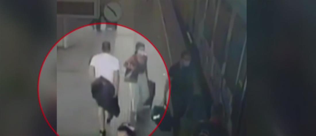 """""""Πορτοφολάς"""" στον Προαστιακό: η δράση και η σύλληψη (βίντεο – ντοκουμέντο)"""