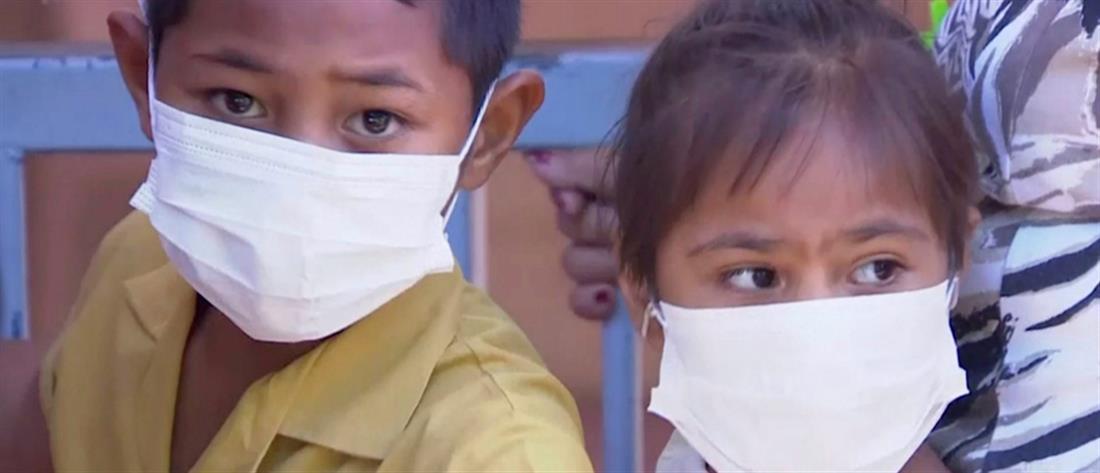 Σαμόα: Το αντιεμβολιαστικό κίνημα υπεύθυνο για την επανεμφάνιση της ιλαράς