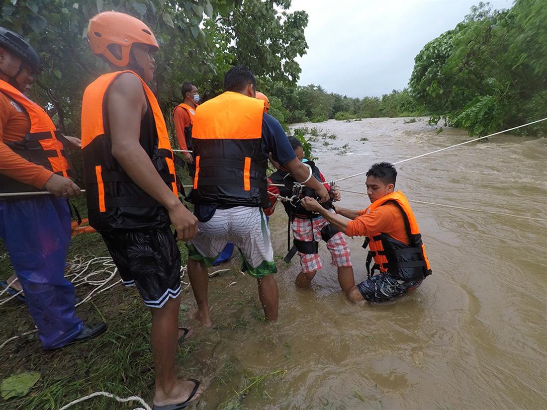 Πλημμύρες - Φιλιππίνες