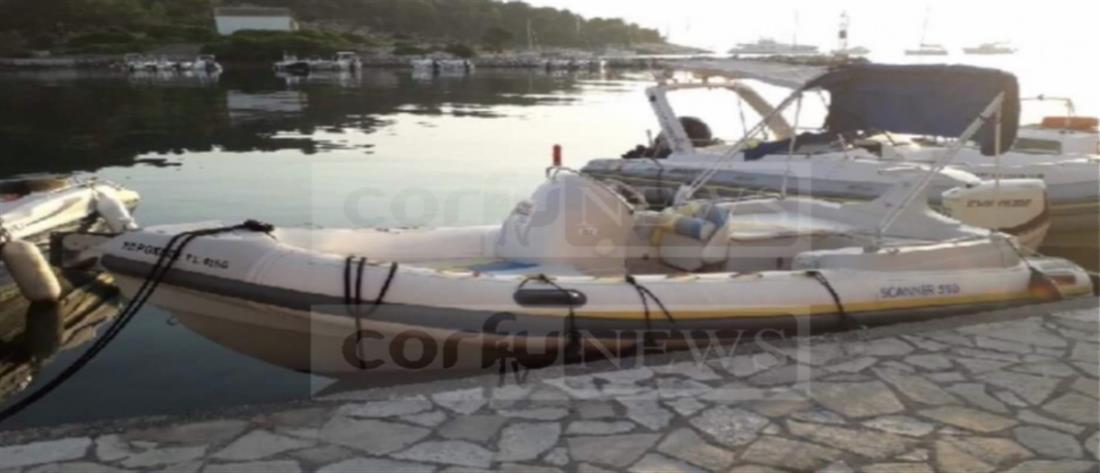 Σοκ στους Παξούς για τον θάνατο του 15χρονου – Αυτό είναι το μοιραίο σκάφος (εικόνες)