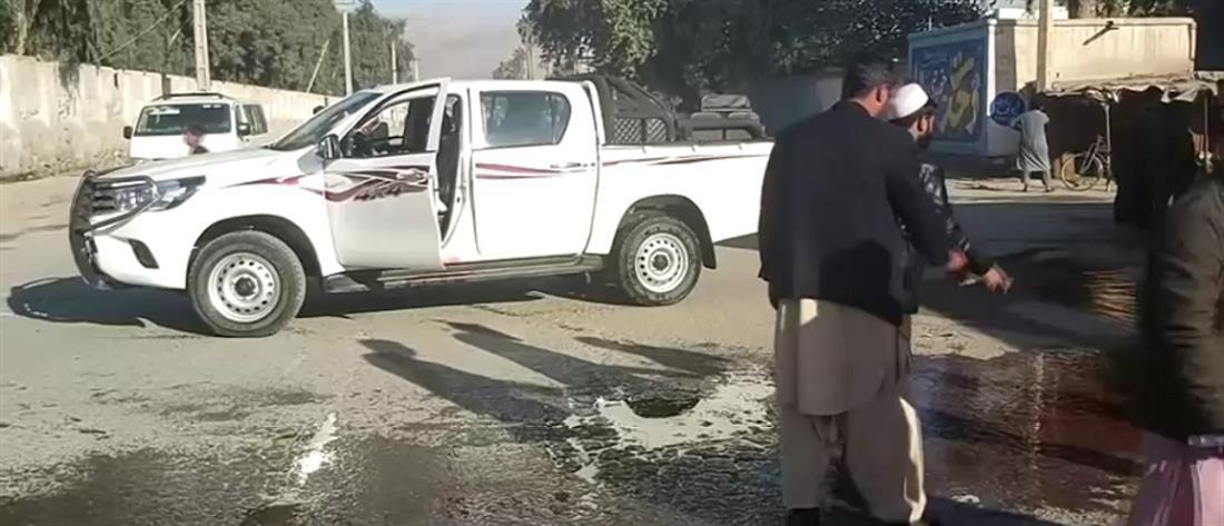 Αφγανιστάν: Αιματηρή επίθεση σε μέλη ΜΚΟ (βίντεο)