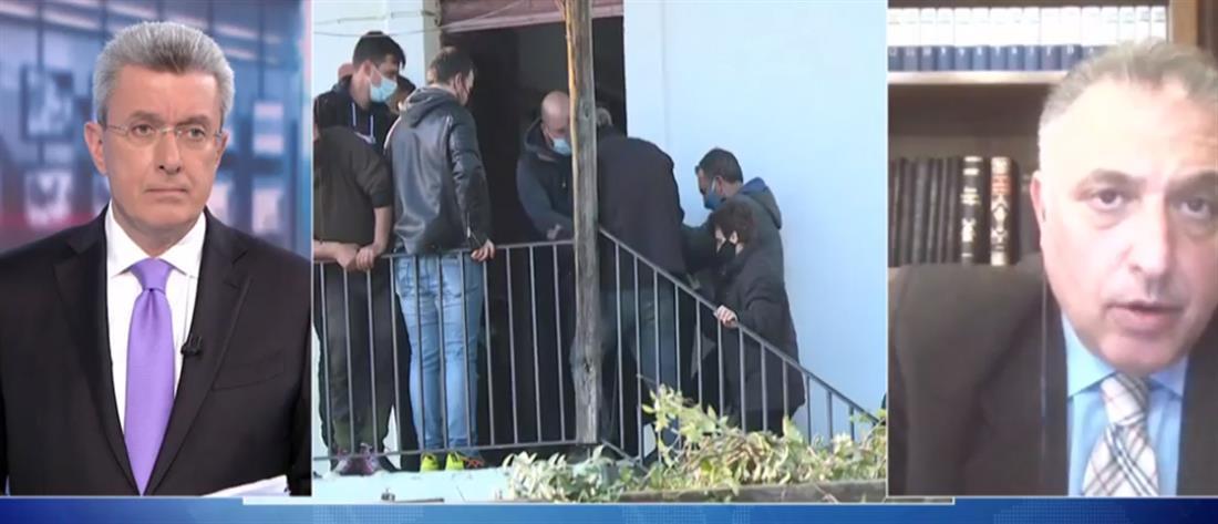 Φονικό στη Μακρινίτσα: Ο συνήγορος του φερόμενου ως δράστη αποκαλύπτει στον ΑΝΤ1 (βίντεο)