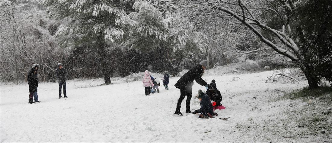 Κλειστά σχολεία λόγω παγετού
