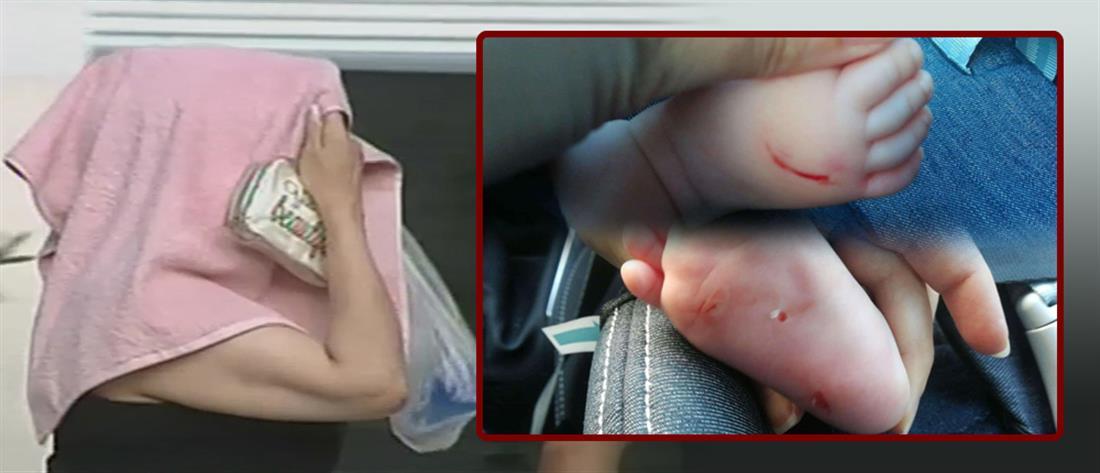 """Φρουρούμενη στο """"Δρομοκαΐτειο"""" η γυναίκα που φέρεται να χαράκωνε μωρά"""
