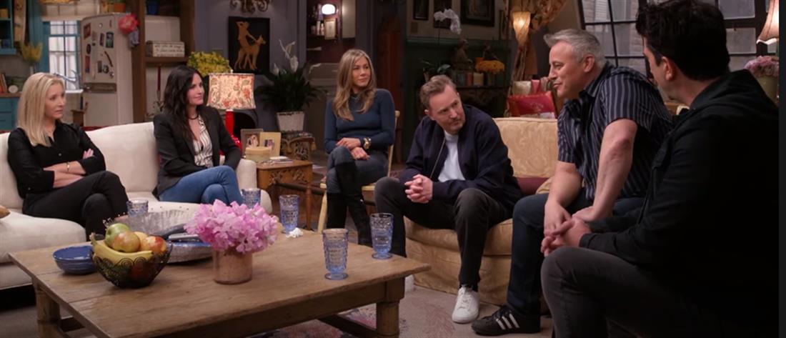 Friends – Reunion: Ο σκηνοθέτης απαντά στις κατηγορίες για τη... διαφορετικότητα!
