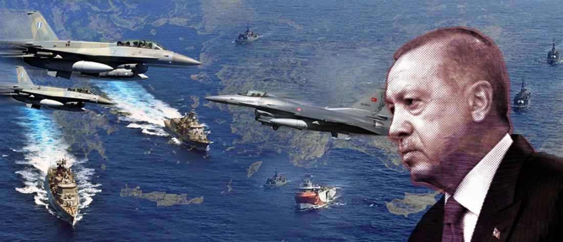 Αποκάλυψη Nordic Monitor: Απόρρητο σχέδιο των Τούρκων για επίθεση σε Ελλάδα και Αρμενία