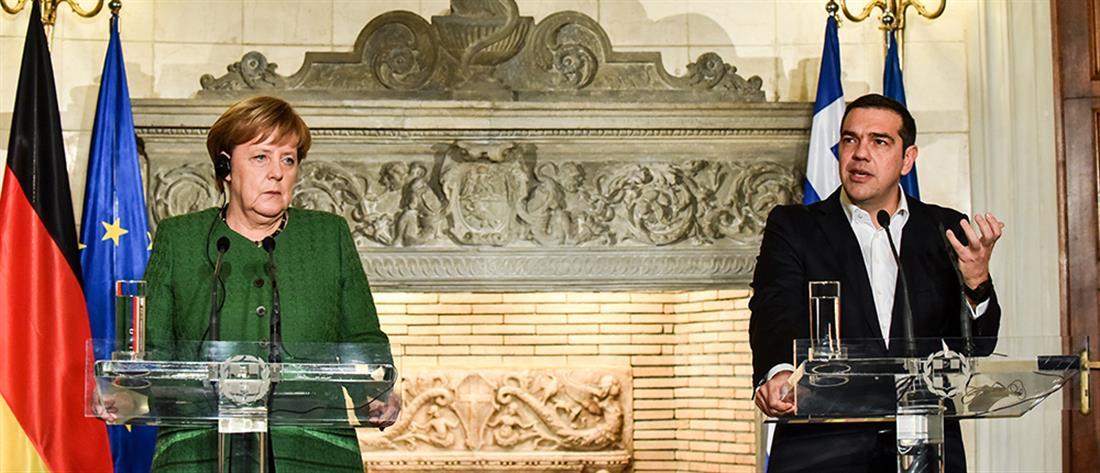 Εύσημα Μέρκελ για την Συμφωνία των Πρεσπών: Θα ωφεληθεί όλη η Ευρώπη