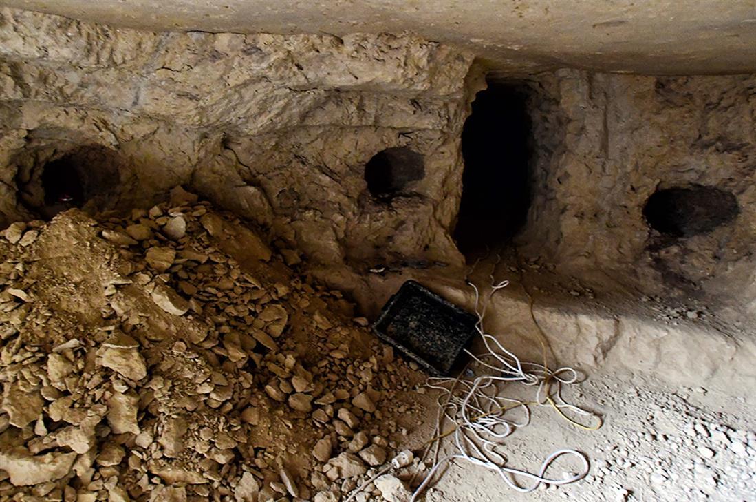 Λουτράκι - σπηλιά - δυστύχημα
