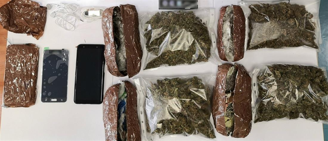 Σωφρονιστικός υπάλληλος επιχείρησε να εισάγει ναρκωτικά στις φυλακές Αυλώνα (εικόνες)
