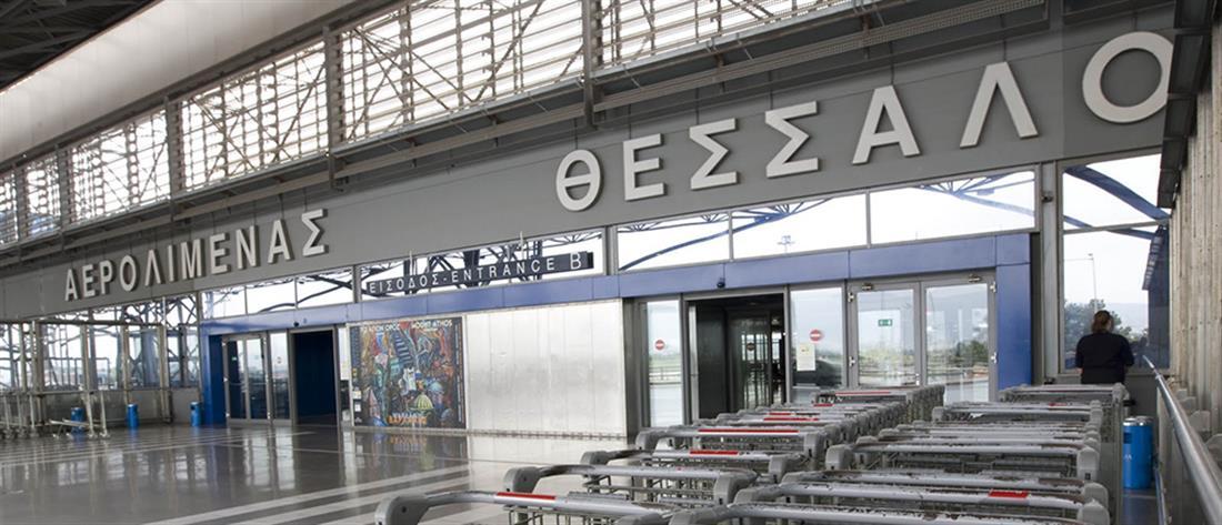 """""""Συναγερμός"""" στο """"Μακεδονία"""" για αναγκαστική προσγείωση"""