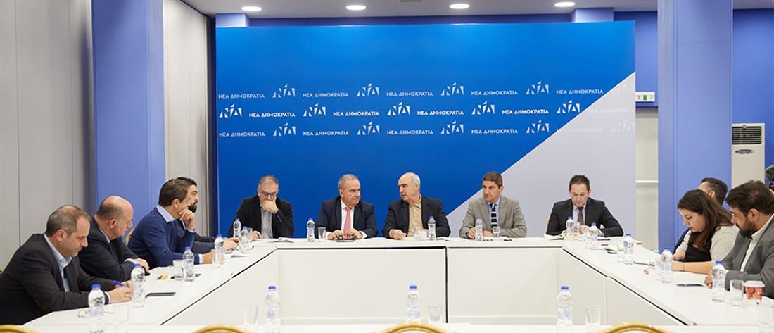 Μεϊμαράκης: η ΝΔ πρέπει να είναι έτοιμη για την μεγάλη νίκη στις εθνικές εκλογές (βίντεο)
