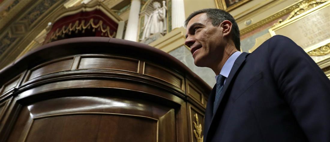 """""""Χαστούκι"""" για τον Πέδρο Σάντσεθ η απόρριψη του προϋπολογισμού"""