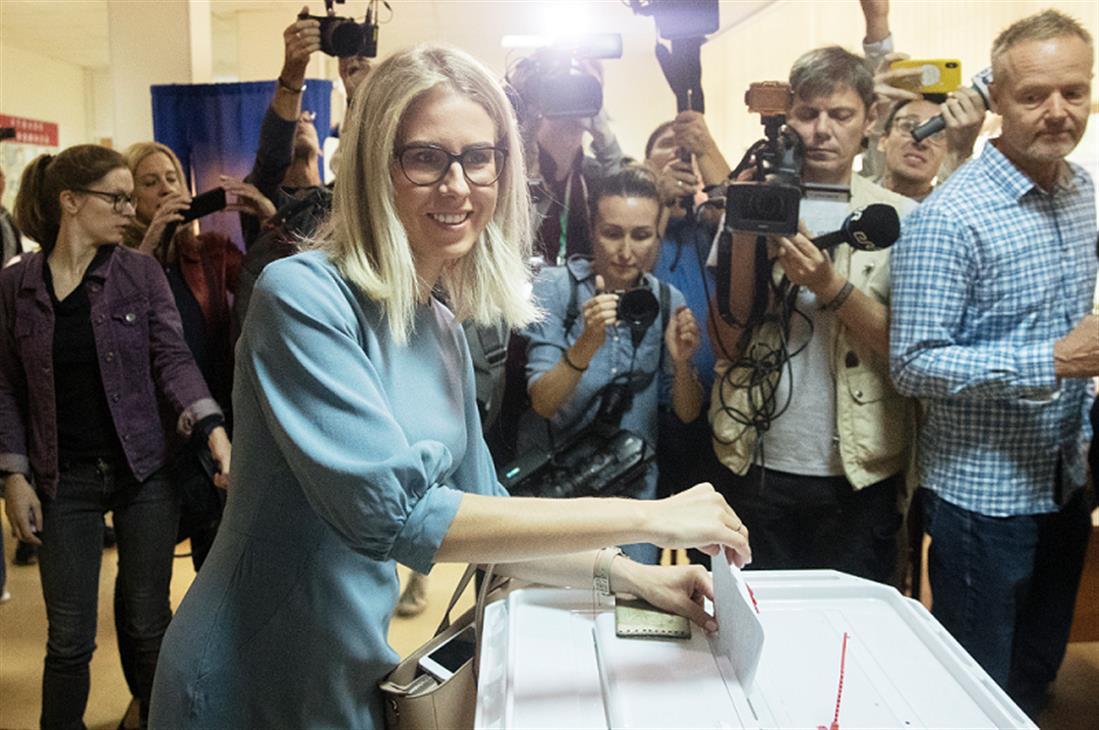 Ρωσία - Εκλογές