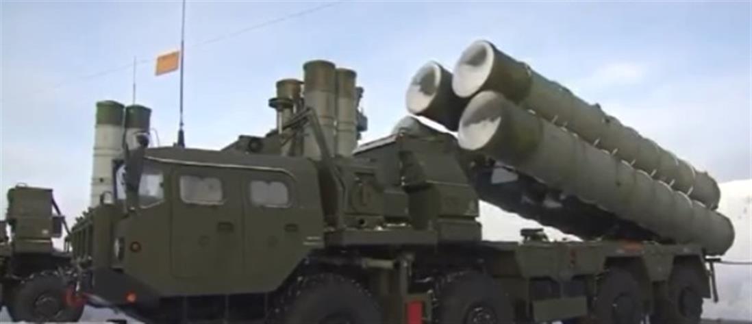 Αμερικανικές κυρώσεις στην Τουρκία για τους S-400