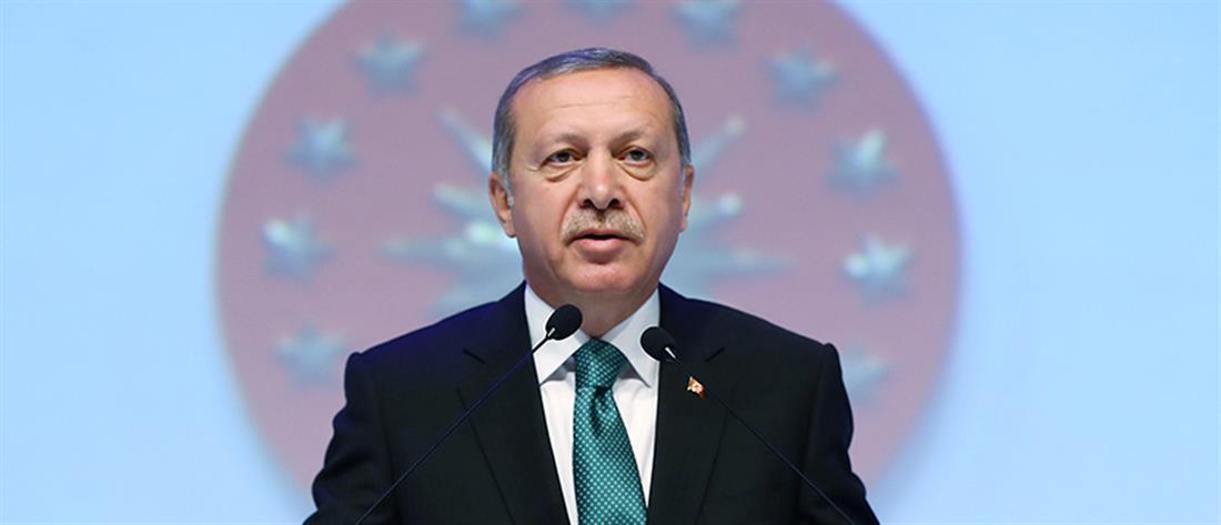 """""""Ανάβει φωτιές"""" η απόφαση Ερντογάν για την άρση ασυλίας των βουλευτών"""
