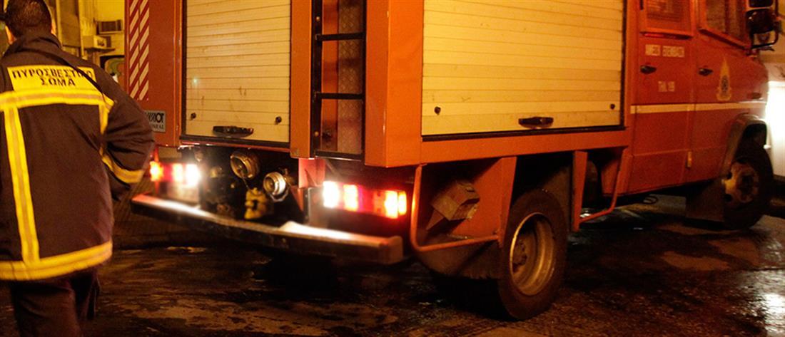 Φωτιά σε ορφανοτροφείο στο Ίλιον