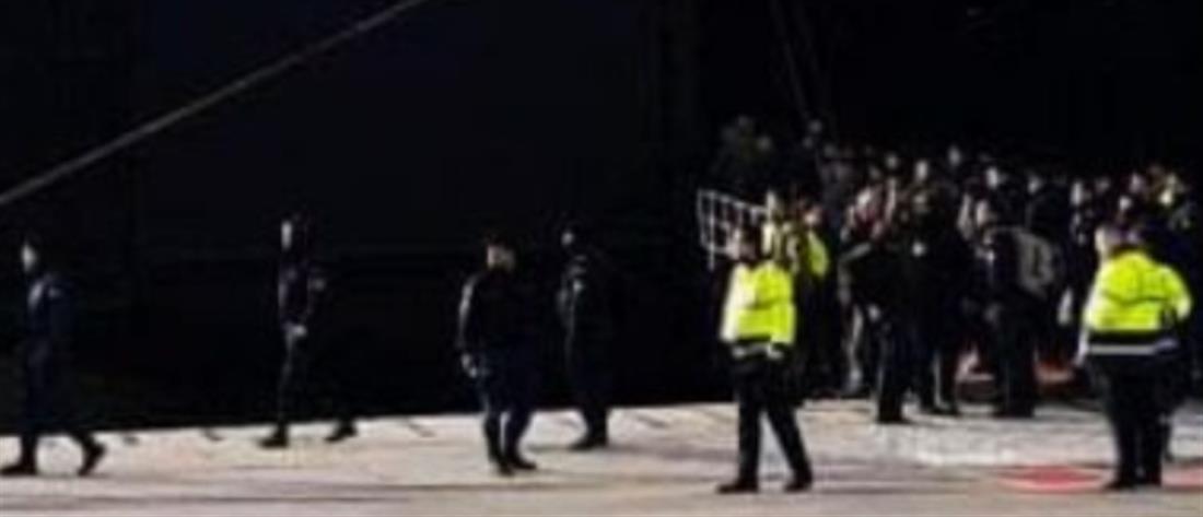 Γερακαράκος: να ελεγχθούν οι Λιμενικοί που έκαναν χειρονομίες σε αστυνομικούς