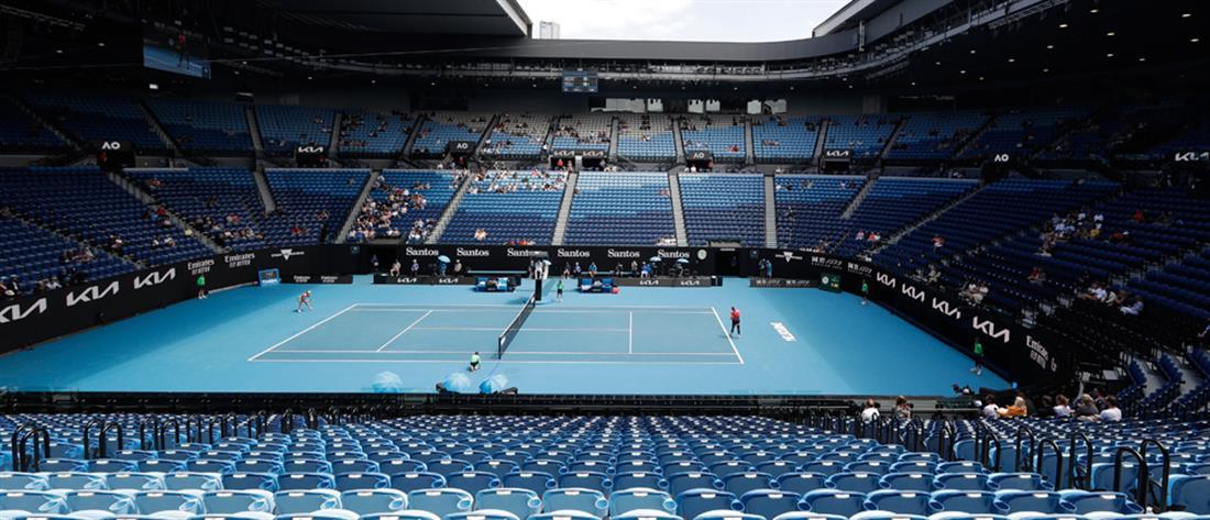 Australia Open: συνεχίζεται χωρίς θεατές μετά από αιφνίδιο lockdown