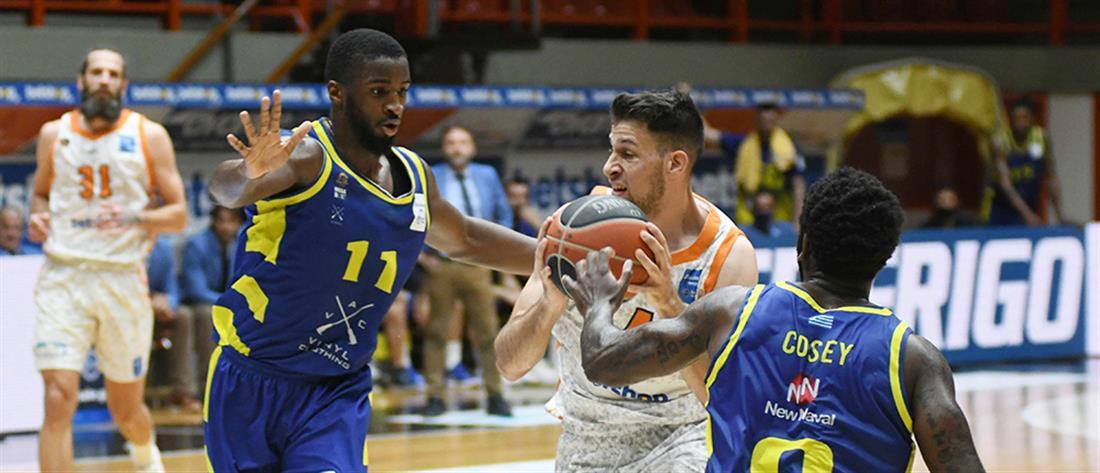 "Basket League: Τo Λαύριο ""ισοφάρισε"" τον Προμηθέα"